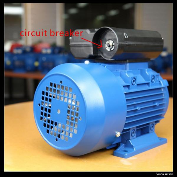 3kw 4hp 1400rpm reverse cscr electric motor single phase for 5 hp electric motor amp draw