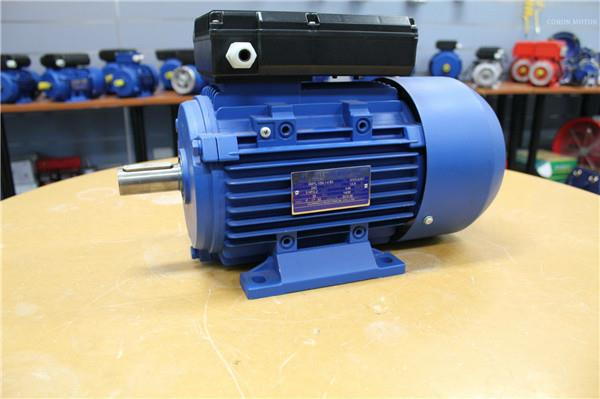 4kw 5 5hp 1400rpm Electric Motor Single Phase 240v Cement