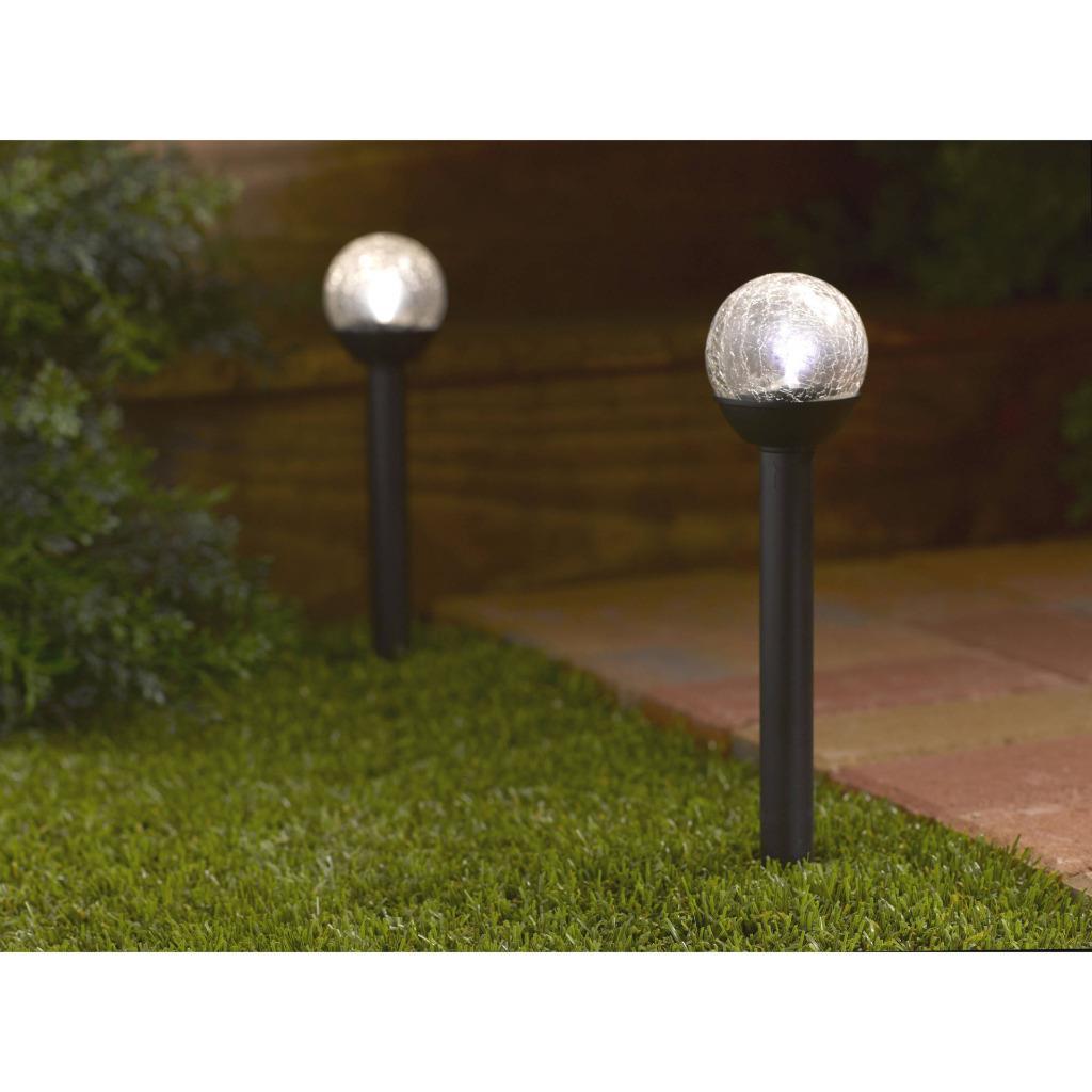 25cm Ball Globe Light Large White Solar Crackle 25cm Ball Globe Light Large White Solar Crackle Glass For Garden  . Garden Patio Lights Uk. Home Design Ideas