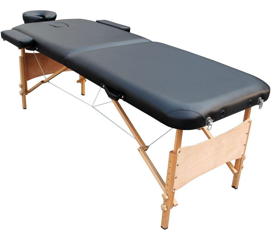 Portable folding therapy beauty massage spa tattoo bed for Table salon retractable