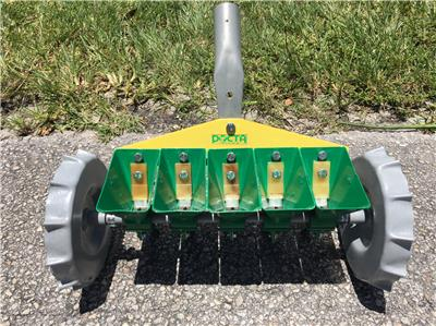 Precision Garden Seeder With  Seed Containers Home Garden
