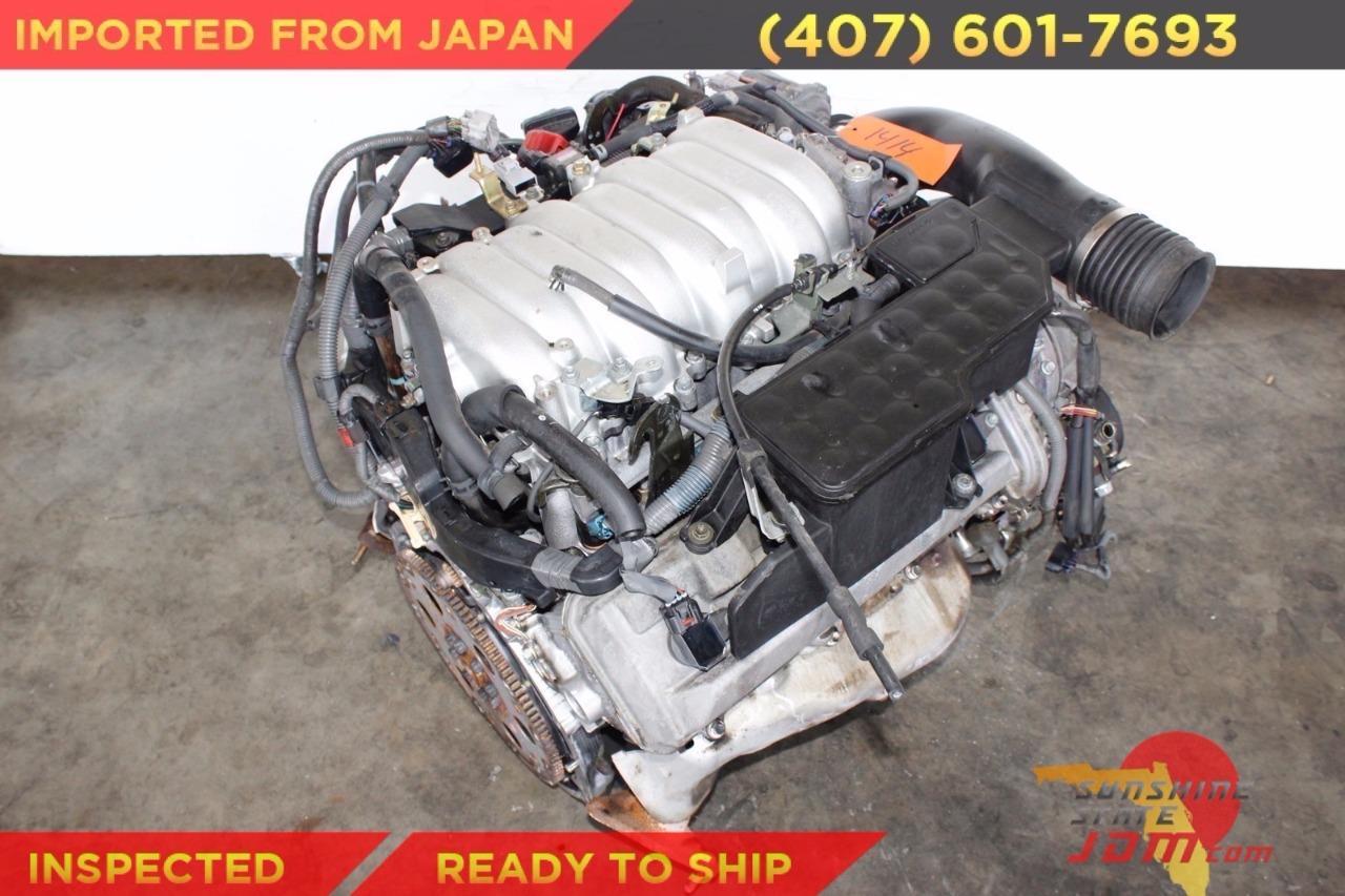 1998 1999 2000 Toyota Lexus GS400 SC400 LS400 1UZ-FE V8 ...