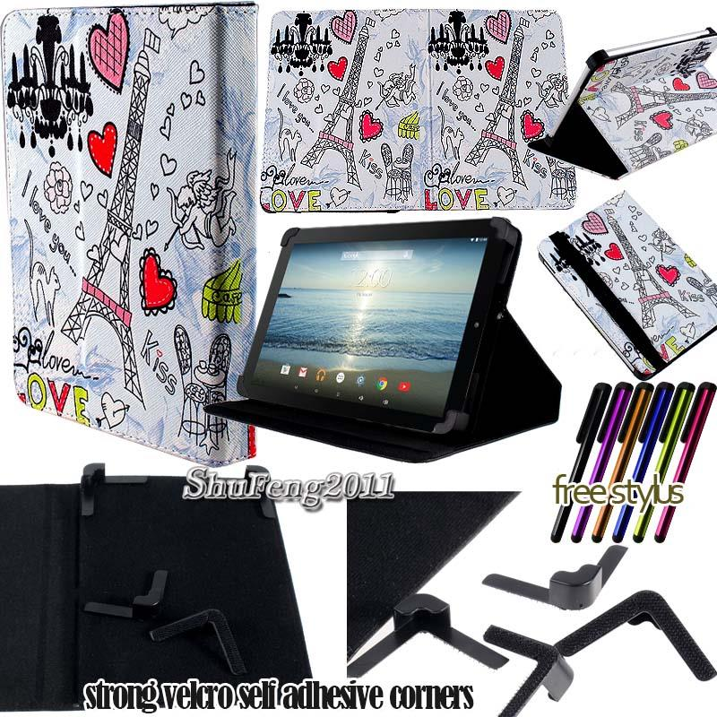 Folio Satnd Cover Case For Rca Cambio W101 V2 10 1 Inch