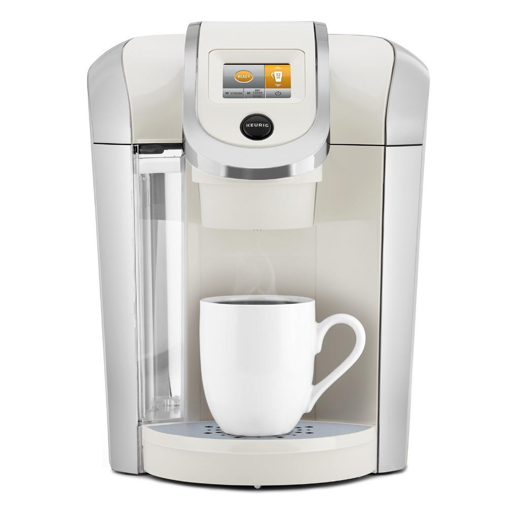 Brand new keurig k475 coffee maker big sale off ebay for Keurig coffee maker