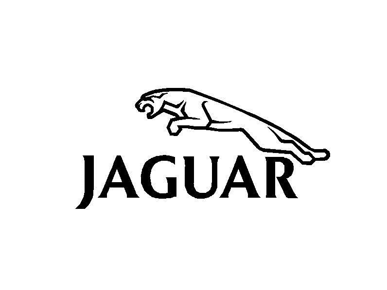 Jaguar Logo Stickers