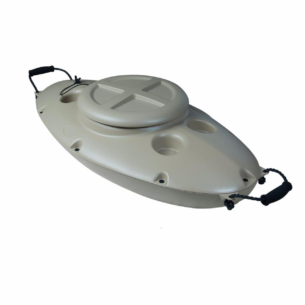 Creekkooler Towable Cooler Storage Raft Kayak Canoe Inner