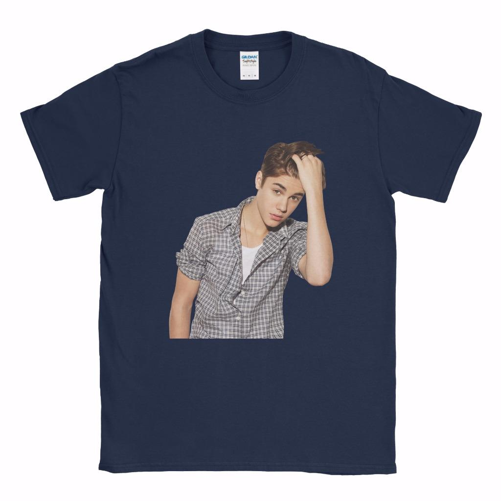 justin bieber youth hand in hair t shirt adult mens womens. Black Bedroom Furniture Sets. Home Design Ideas