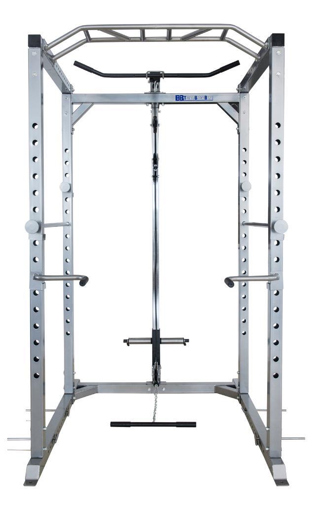 how to build a dip bar on a power rack