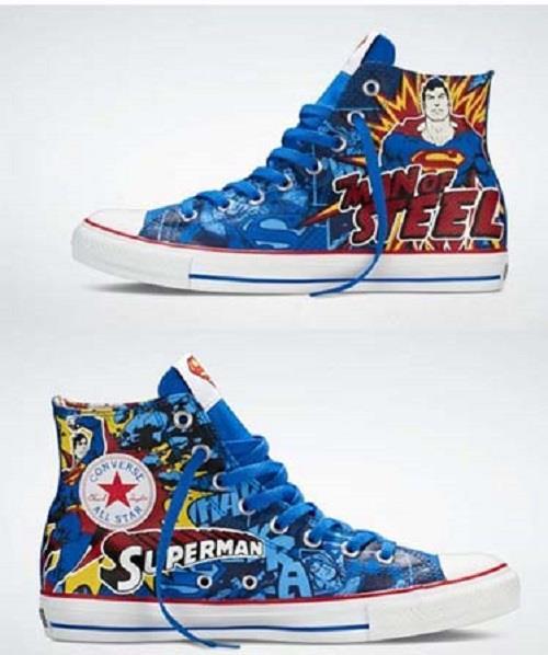 2converse superman