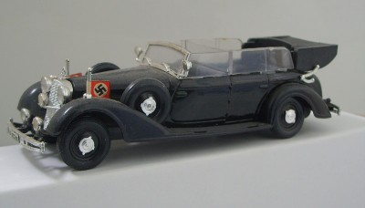 Rio wwii mercedes benz german staff car 1937 ebay for Mercedes benz staff