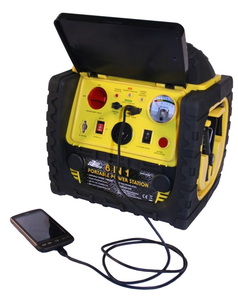 Portable Power Handy In Car Camping Emergency Bargain