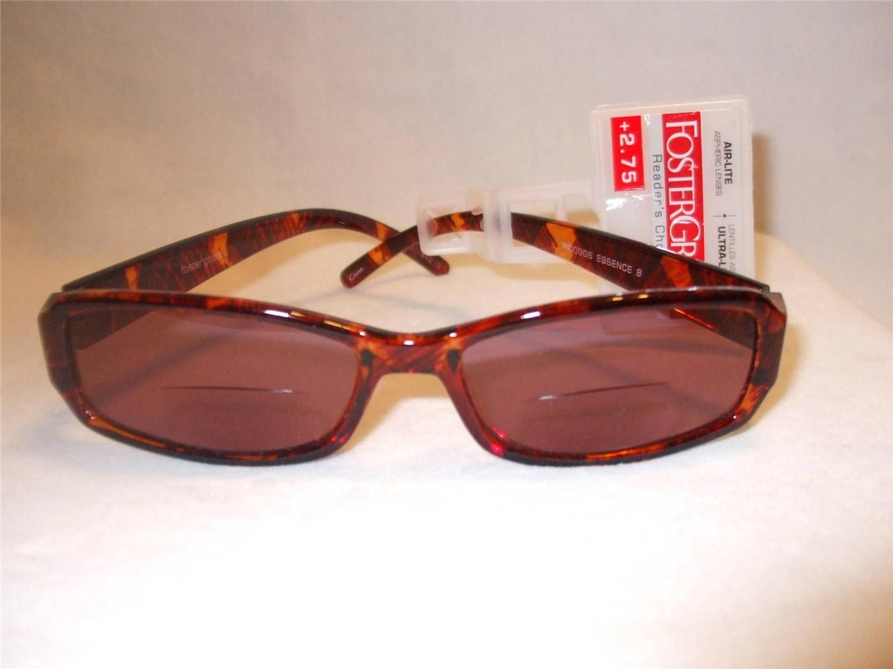 Foster Grant Bifocal Sun Glasses