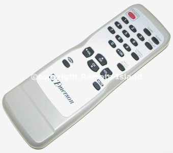 Emerson replacement remote control