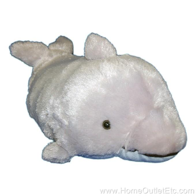 Animal Pillow Chum : THE Authentic Pillow Chums Cuddly Plush Foldable Cuddle PET Stuffed Animal 12