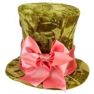 mad hatter disney hat - photo #18