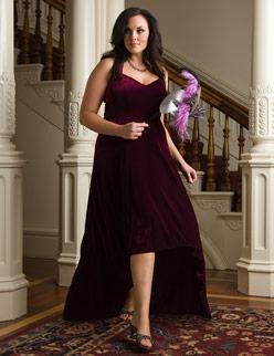 Plus Size Velvet Dress in Wine with Shrug 12W   eBay