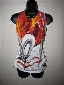 couture backless DIY tank top band t shirt PINK FLOYD THE WALL