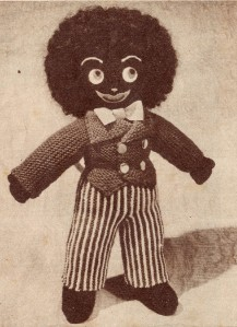 GOLLIWOG GOLLY 16 8ply toy knitting pattern eBay