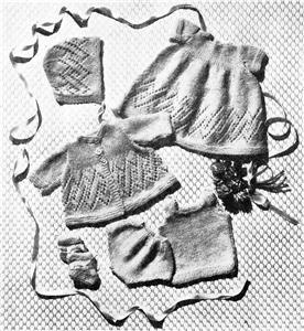 Free Crochet Pattern Rosebud Bib - Crocheting Patterns, Knit Patterns