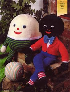 Golliwog Knitted pattern - quicksales Forum