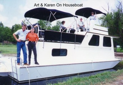 Huck Finn trailerable pontoon boat plans - Boat plans, boat