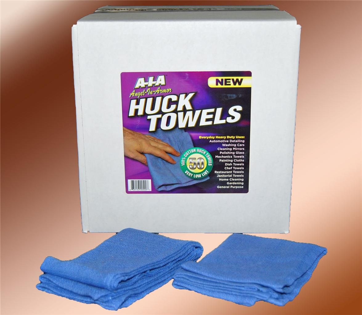 50 new surgical towels huck towels 100 cotton glass for Glass cleaning towels