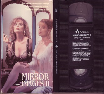 Mirror Images Ii Unrated Version 1994 Shannon Whirry Rare Oop Vhs
