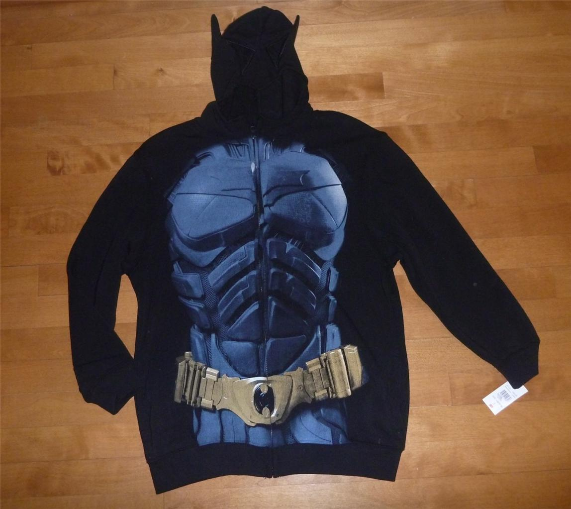 Batman Hoodies & Sweatshirts The Dark Knight is all about mystery, stealth, and the element of surprise, and with these Batman hoodies, you can be sure to intimidate the lights out of .