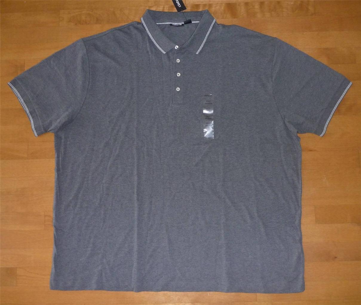 nwt claiborne men 39 s polo shirt big tall size 4xl