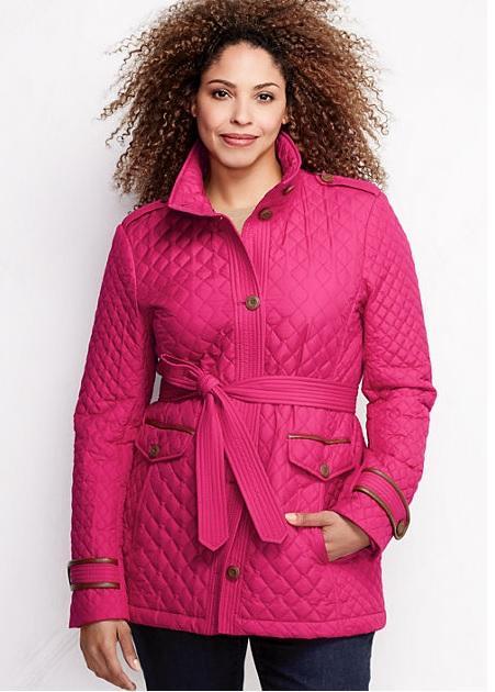 Lands end jackets women