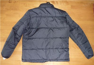 Mens Zeroxposur Quilted Puffer Jacket Winter Coat Size L