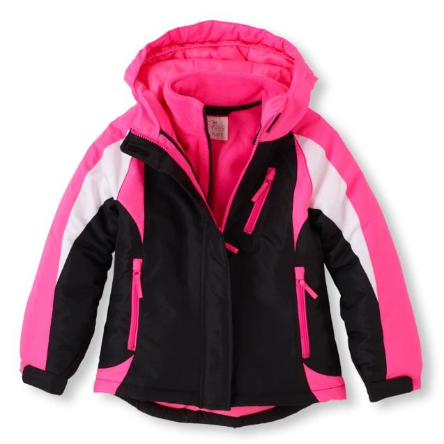 Combining a waterproof jacket and a detachable inner fleece, our kids 3 in 1 jackets will ensure you never have to fret about the fickle British weather again. Our girls and boys 3 in 1 jackets come in a variety of fun prints and colours.