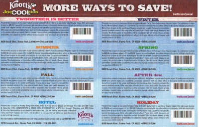 Where can i get knotts scary farm coupons 2018