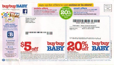 Bye bye baby coupon code