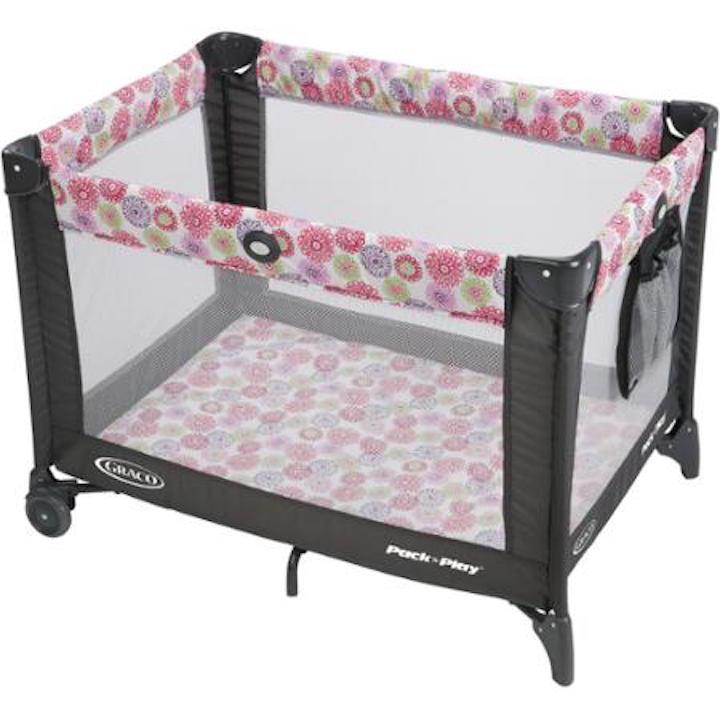 Graco Livia Pack N Play Playard Portable Baby Crib Playpen