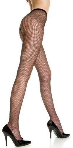 Music-Legs-Fishnet-Pantyhose-One-Size-or-Plus-Size