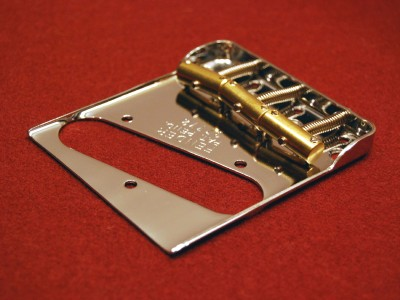 Lefty fender telecaster vintage bridge