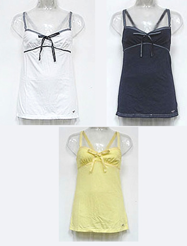 Ex-HOLLISTER-STRAPPY-TOP-VARIOUS-COLOURS-SIZES-NEW