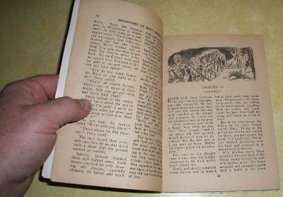 Furniture Omaha on Cartoon 1951 Davy Crocket Christmas Book Jc Penneys Omaha Ne