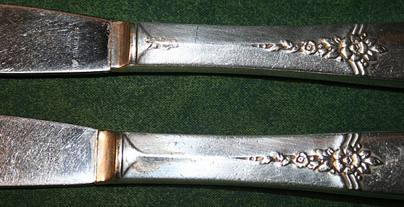 Oneida Fantasy Community Silver Flatware Set Tudor Serving Rose 50