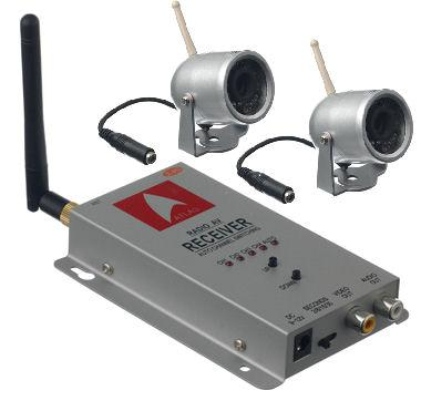cam cctv night vision surveillance