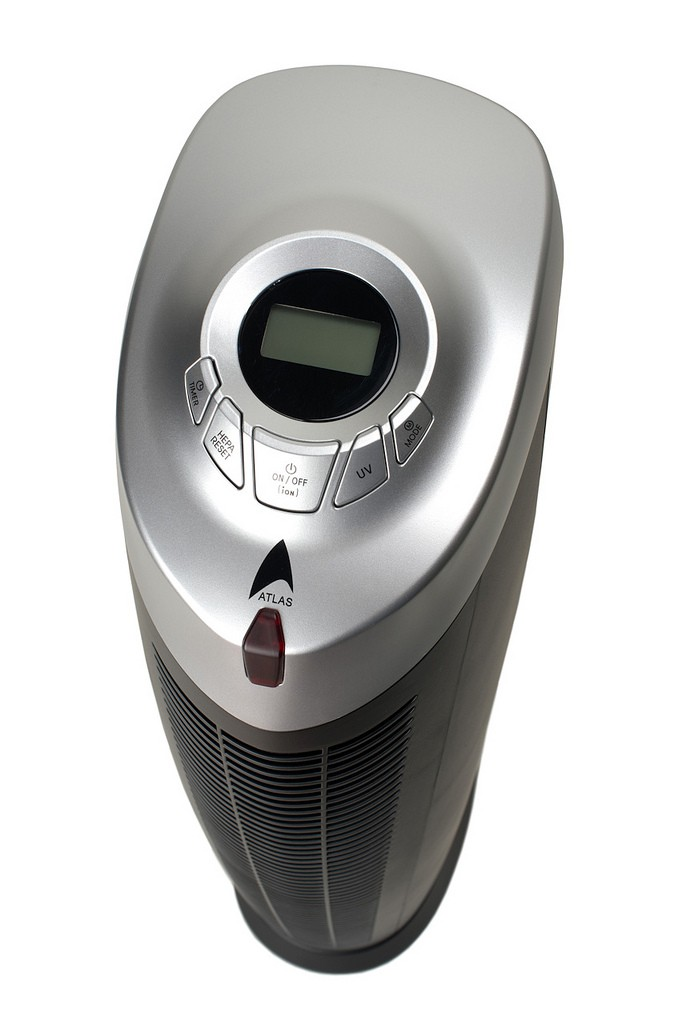 Negative Hepa Air Cleaner : True hepa air purifier negative ion generator uvc light