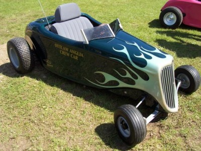 how to build a mini hot rod chassis