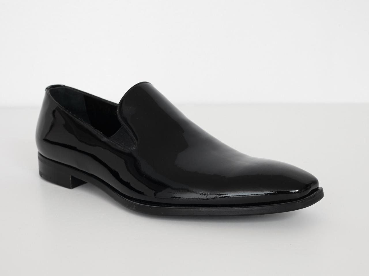 Slip On Black Dress Shoe