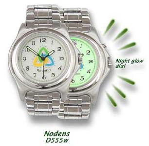 Details about Celtic Trinity Night Glow Silver Irish Watch Quartz