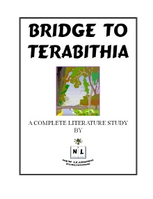 Bridge to Tarabithia