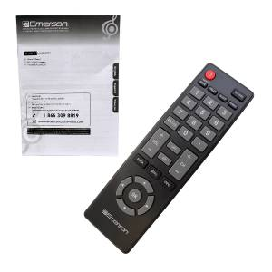 "Emerson 32"" TV LCD TV Remote Control with Manual"