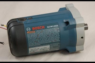 New oem bosch gcm12sd compound miter saw replacement motor for Table saw replacement motor