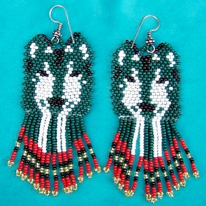 Native American Beaded Earrings Jewelry and Watches - Shopping.com