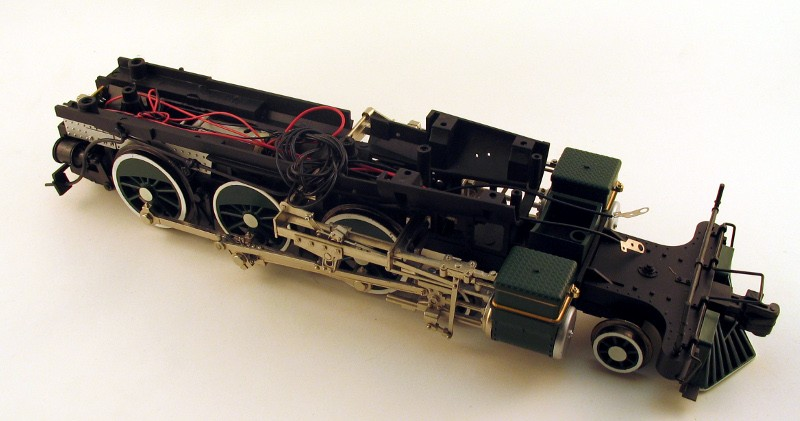 Replacement Train Parts : Complete replacement chassis for bachmann g scale